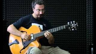 Funkallero (Bill Evans) - Michele Calgaro plays Canova Guitar