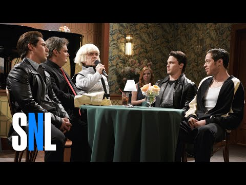 Mafia Meeting  SNL