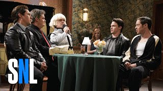 Mafia Meeting - SNL