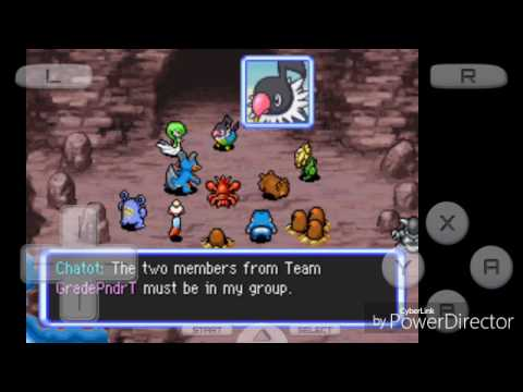 Pokémon mystery dungeon explorers of sky part 18: the bird's wonderful conclusion.