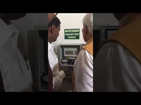 Chief Minister, Haryana acknowledges Earthquake onsite early warning system on 15th August 2017