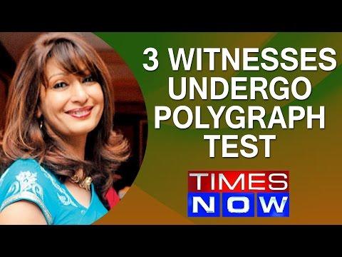 Sunanda Pushkar death case: Polygraph test conducted