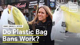 New York Bans Single-Use Plastic Bags, Here's What You Need to Know   One Small Step   NowThis