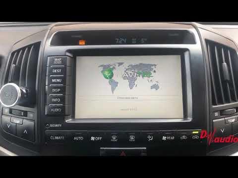 Обзор: Блок Android на Toyota Land Cruiser 200 2007-2010 Navitouch NT 3305