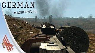 Verdun gameplay - Dastardly German Machineguns!