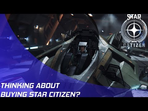 Star Citizen: Thinking about buying Star Citizen?