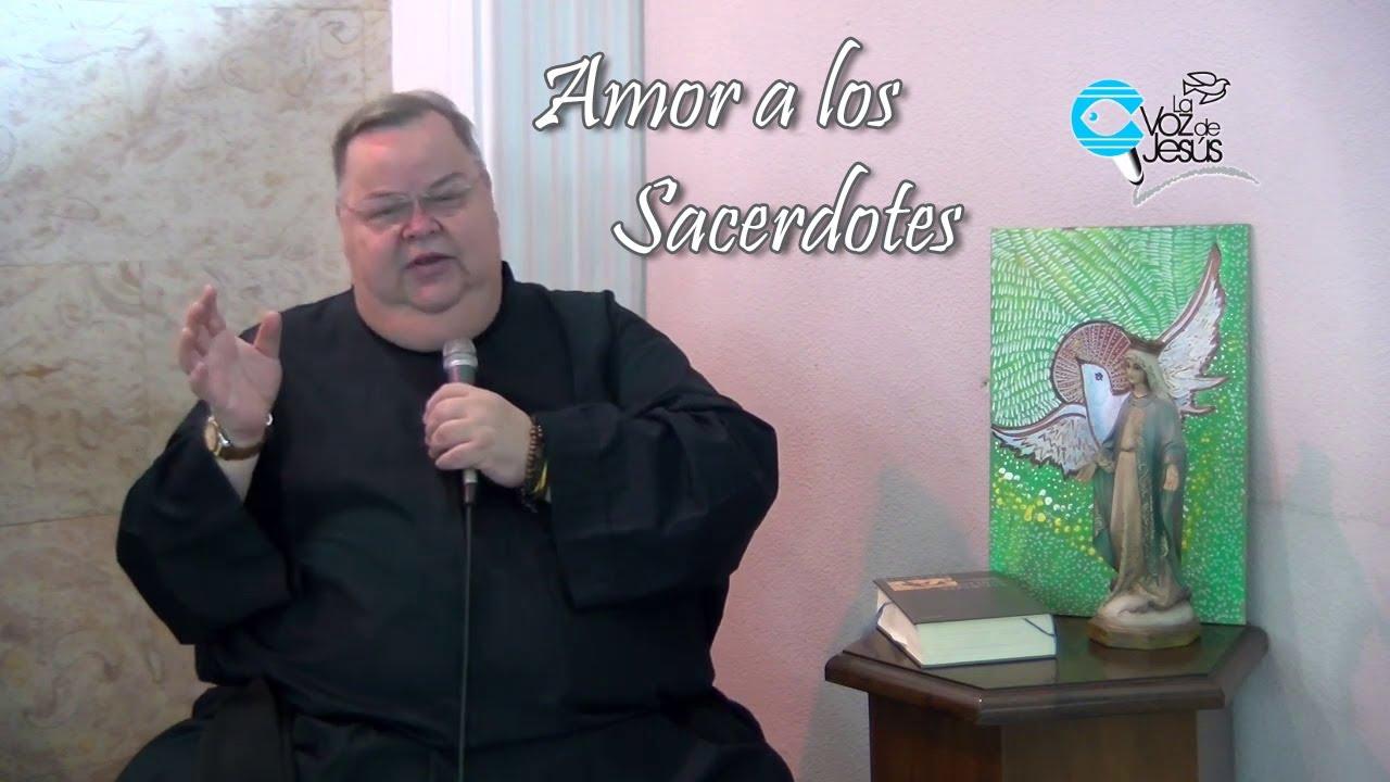 Amor a los Sacerdotes