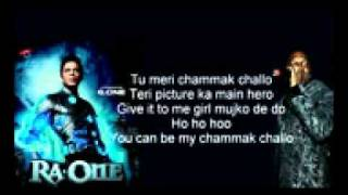 tu meri ChaMmak Challo Full Song Ra One Akon hindi song RA1 Shahrukh Khan Kareena Kapoor   YouTube mpeg4