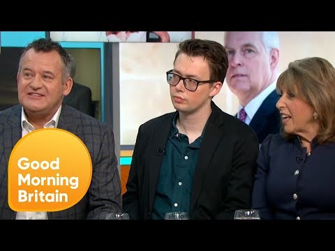 Should Prince Andrew Be Stripped of His Title? | Good Morning Britain