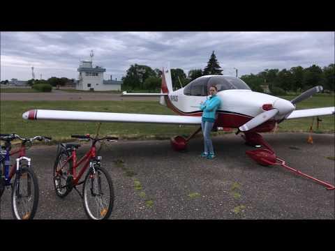 Van's RV-10 (Cetus-1000) flight Immola (EFIM) - Kaunas (EYKS)