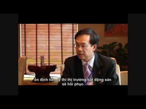 Singapore firm optimistic about real estate in Ho Chi Minh city (Vietnam Journal 01_12_2011 ).mp4
