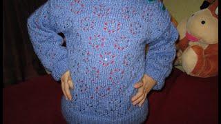 ВЯЗАНИЕ СПИЦАМИ! Красивые модели своими руками!Вязание для начинающих.knitting