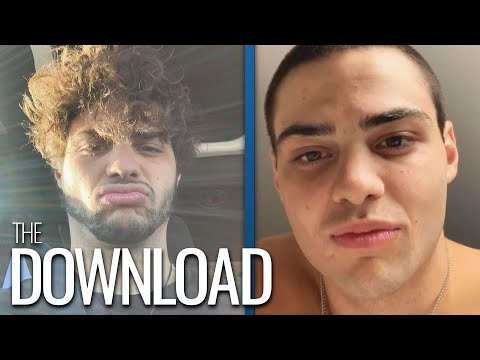 Noah Centineo Debuts A Dramatic New Haircut   The Download