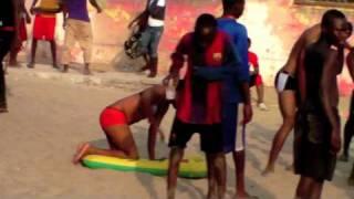 Repeat youtube video Labadi Beach, Ghana