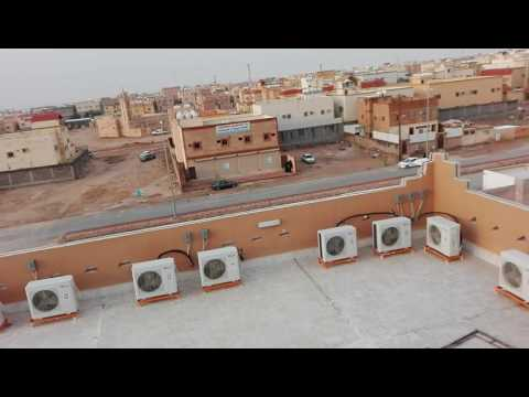 Saudi arabia village life