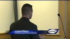 Former officer sentenced to jail for assault