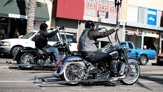 Harley Viclas Rollin' East Los Angeles