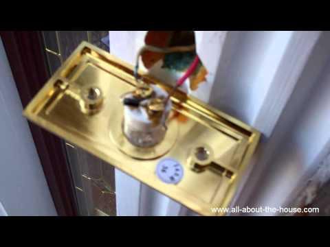 Phantom Doorbell Ringing - Electronic Chime Button Repair