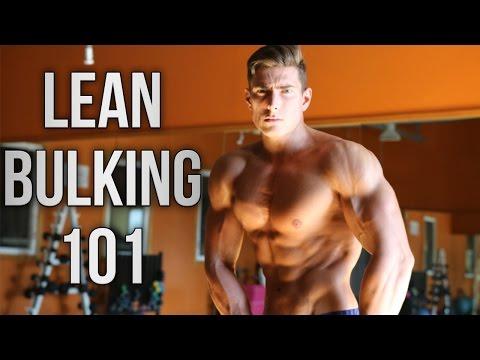 HOW TO LEAN BULK!