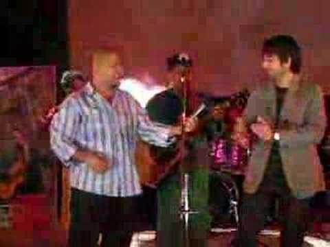 Raghu Dixit Project - Mysore se aayi (Feat Vishal&Shekhar singing along)