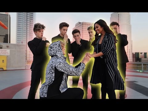Thumbnail: SHE SAID YES! (Feat. Shay Mitchell & Why Don't We)