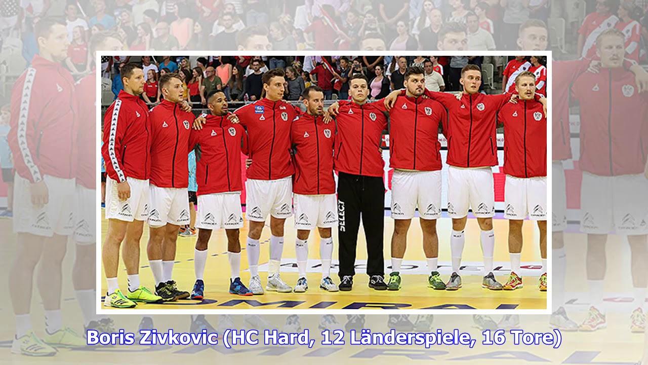 Österreich bei der Handball-WM 2019: Gruppen-Gegner, Kader ...