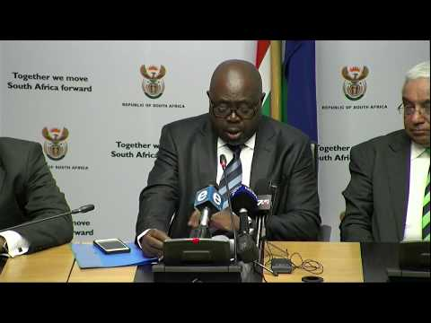 Minister Thulas Nxesi on announcement of Rugby World Cup 2023 bidding shortlist