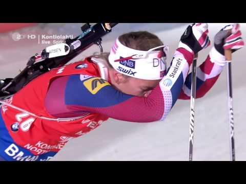 TIRIL ECKHOFF 1.Platz Sprint 7,5 km Kontiolahti 2017