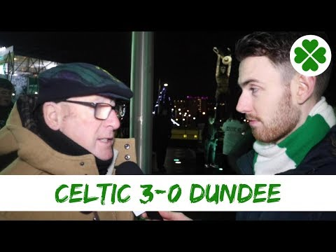 Celtic 3-0 Dundee | Full-time Reaction