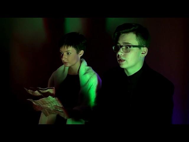 Изображение предпросмотра прочтения – «Добрынин Григорий и Богословская Мария» читает произведение «Читатели газет» М.И.Цветаевой