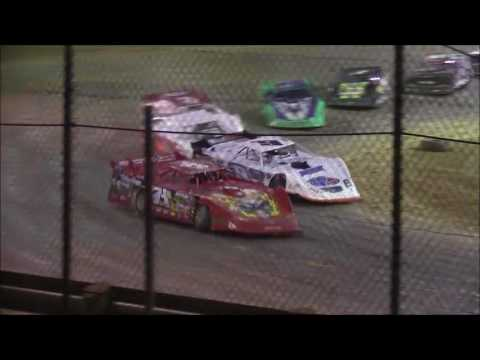 Super Late Model Feature from Moler Raceway Park, August 4th, 2017.