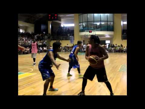 1st Game Mayor's Invitational Basketball Competition