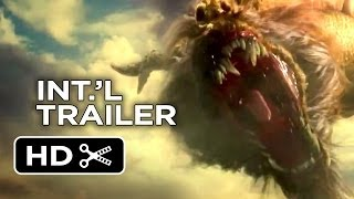 The Monkey King International TRAILER 1 (2014) - Chow Yun-Fat Fantasy Movie HD