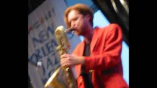 "Red Pellini ""BLUE LESTER"" (Lester Young homage)"