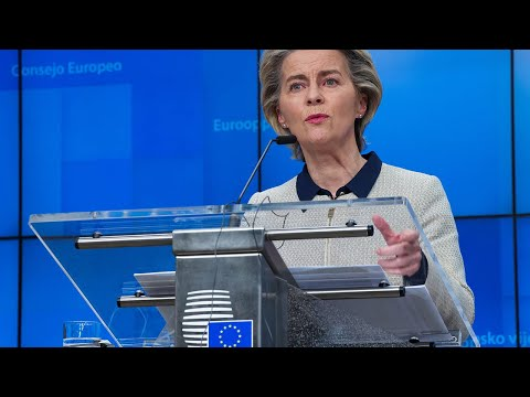 A Conversation With President Ursula von der Leyen of the European Commission