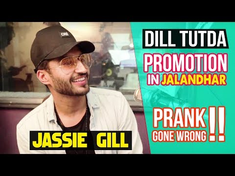 Dil Tutda | Jassi Gill | Promotion Jalandhar | Arvindr Khaira | Goldboy | Nirmaan