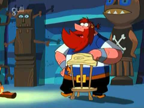 La famille pirate episode 29 le no l des pirates youtube - La famille pirates ...