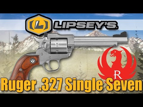Lipsey's Special Edition Ruger  327 Magnum Single Seven Revolver