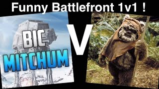 Baixar Funny Star Wars Battlefront 1v1 Against Bic Mitchum ! | JacTesson