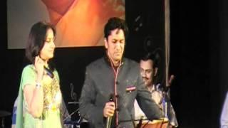 Alok Katdare & Nelima  (Chudi nahi ye mera Dil Hai)