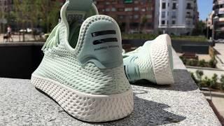 Adidas PW Tennis Hu Linen Green NOIRFONCE Sneakers