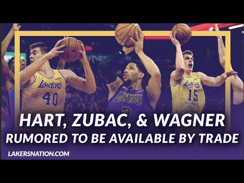 Lakers News Feed: Lonzo Trade Rumors & Josh Hart, Ivica Zubac, & Moe Wagner Made Available By Trade