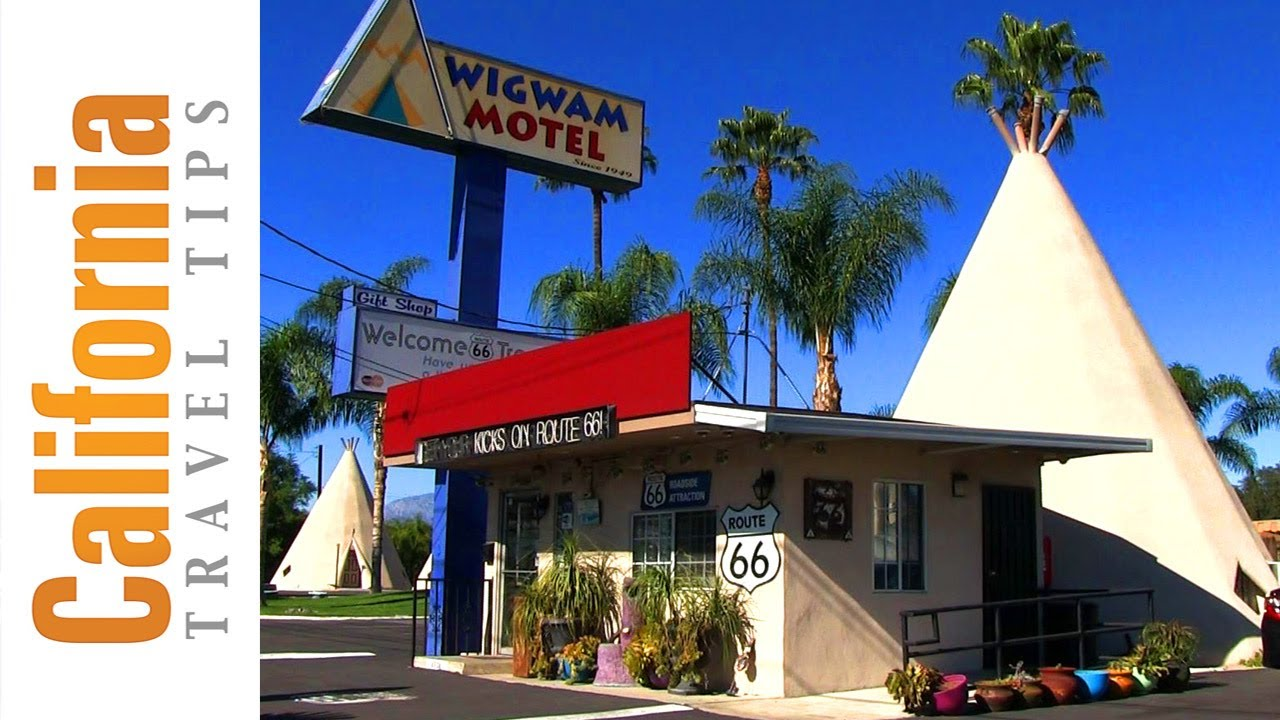 Wigwam Motel California Route 66