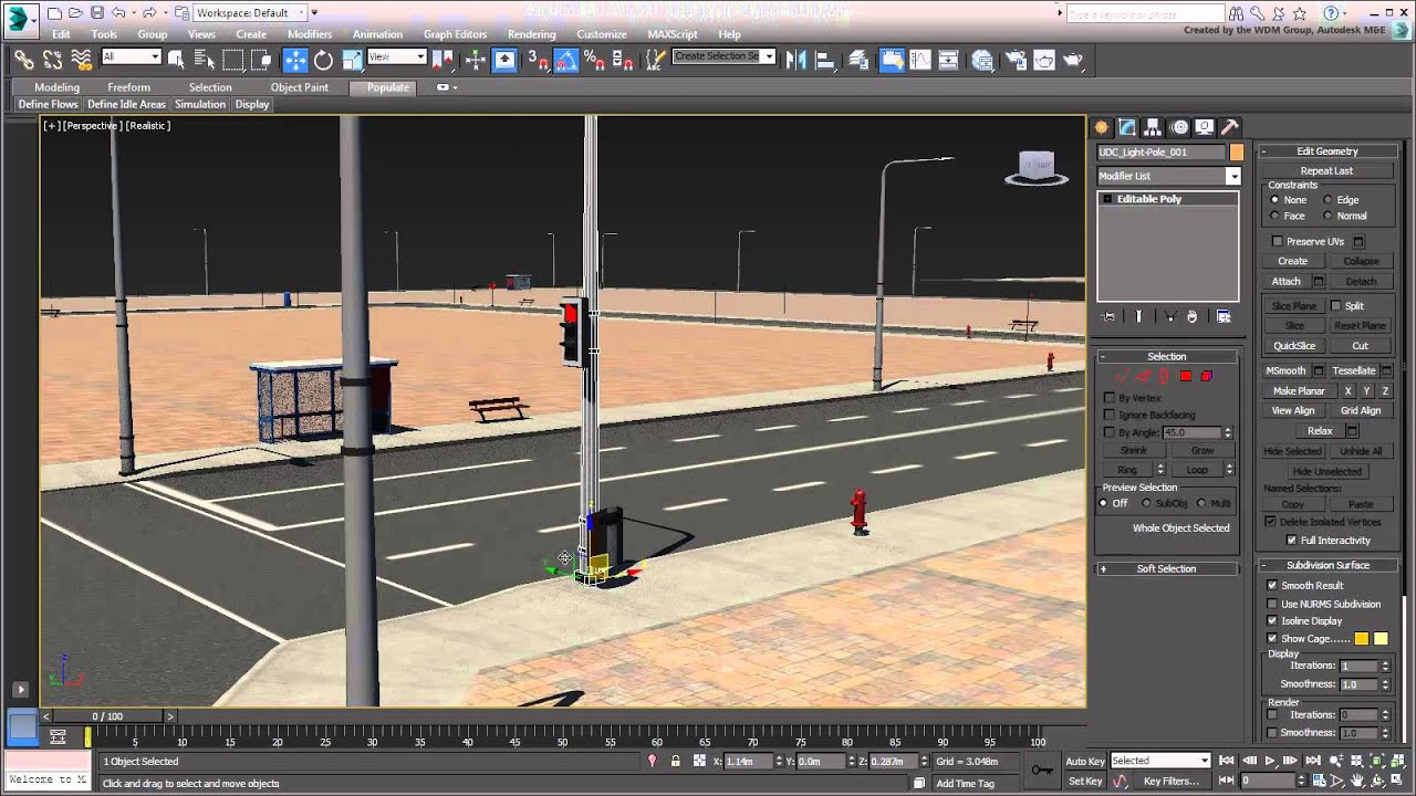Google Autodesk Creating City Blocks Part 17 Making A 3ds Max Plugin