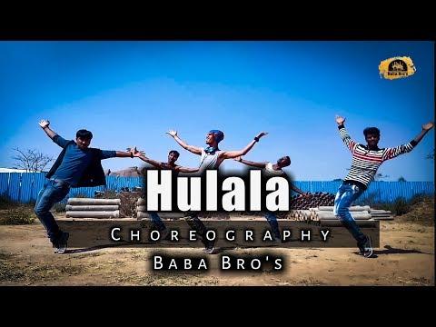 Hulala || Express Raja dance cover by baba bros