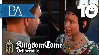 SERVING LADY STEPHANIE OF TALMBERG - Kingdom Come: Deliverance Gameplay #10