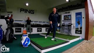 12 Handicap Tests Out Taylor Made Sim2 Driver