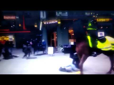Norwegian police on its worst