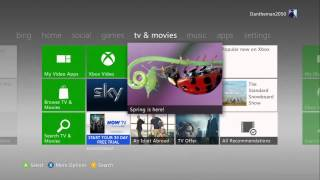 File Sharing/Streaming on the Xbox 360