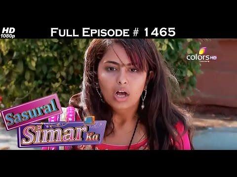 Sasural Simar Ka - 6th April 2016 - ससुराल सीमर का - Full Episode (HD)